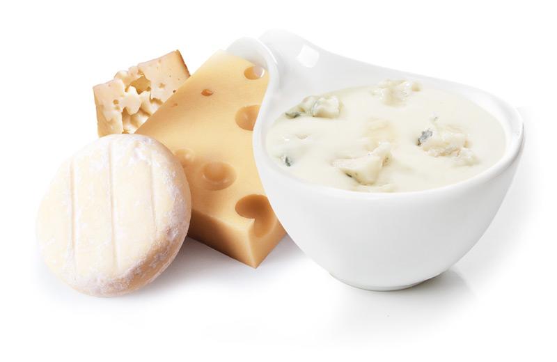 4-Käse-Sauce