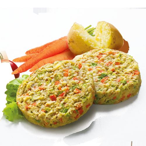 burger verdure