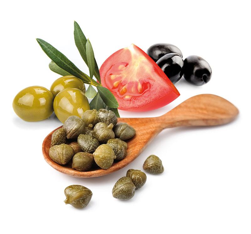 capperi olive
