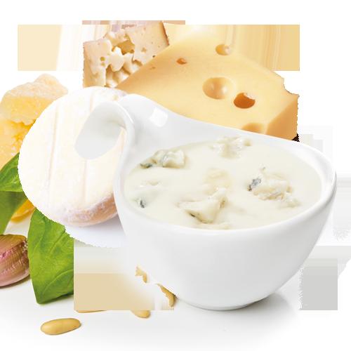salsa 4 formaggi