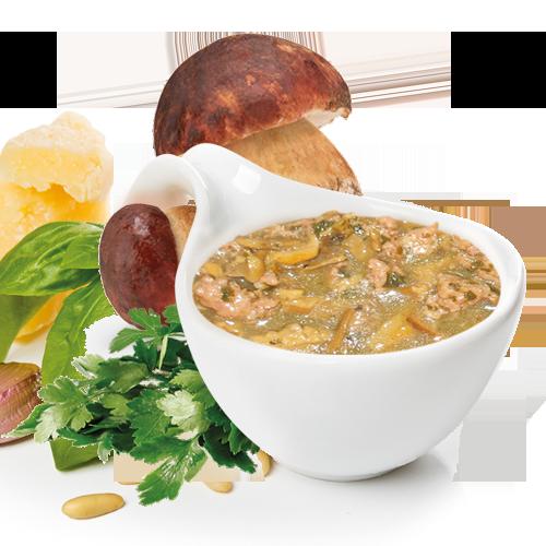 salsa Funghi Porcini