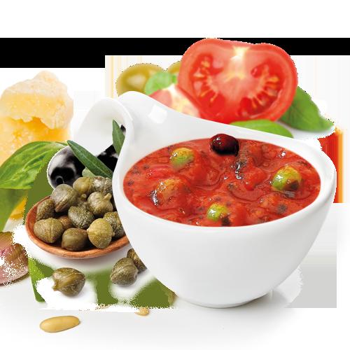 salsa olive capperi