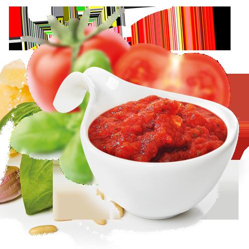 salsa pomodoro basilico