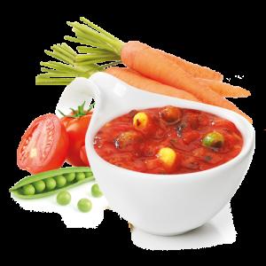 salsa Verdure